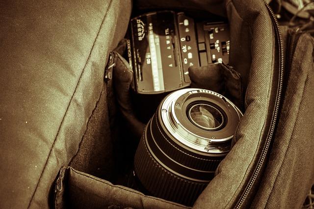 Mit dem Fotorucksack auf Reise gehen – praktisch und flexibel