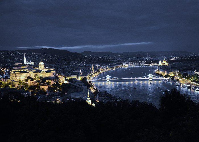 Die schönsten Sehenswürdigkeiten von Budapest