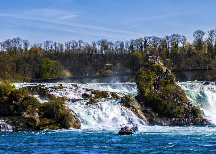 Traumhafte Landschaften in der Schweiz