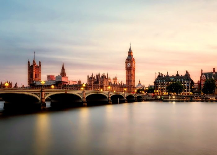 Wochenendausflug nach London