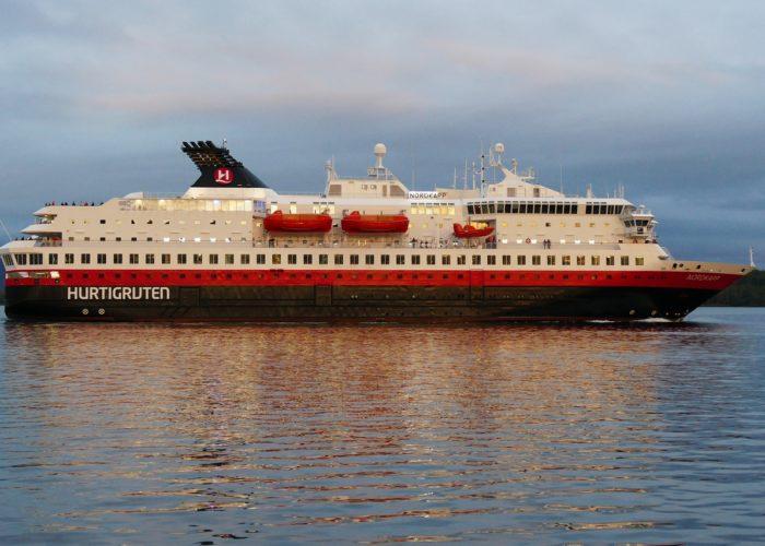 Was ist Hurtigruten?